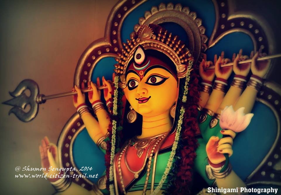 Devi Durga, the Goddess – World Citizen Trail